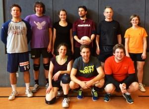 Hamburger Meisterschaften Volleyball 2014 Erste Runde3