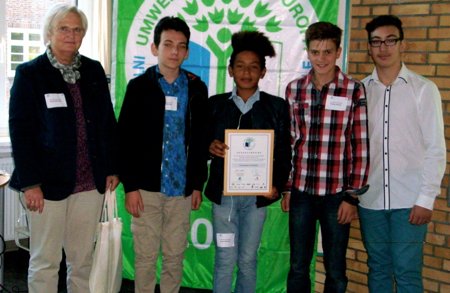 Umweltschule 2015