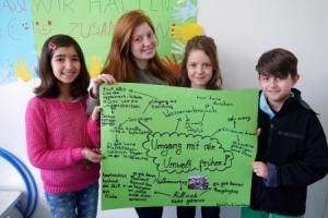 Umweltprojekttag